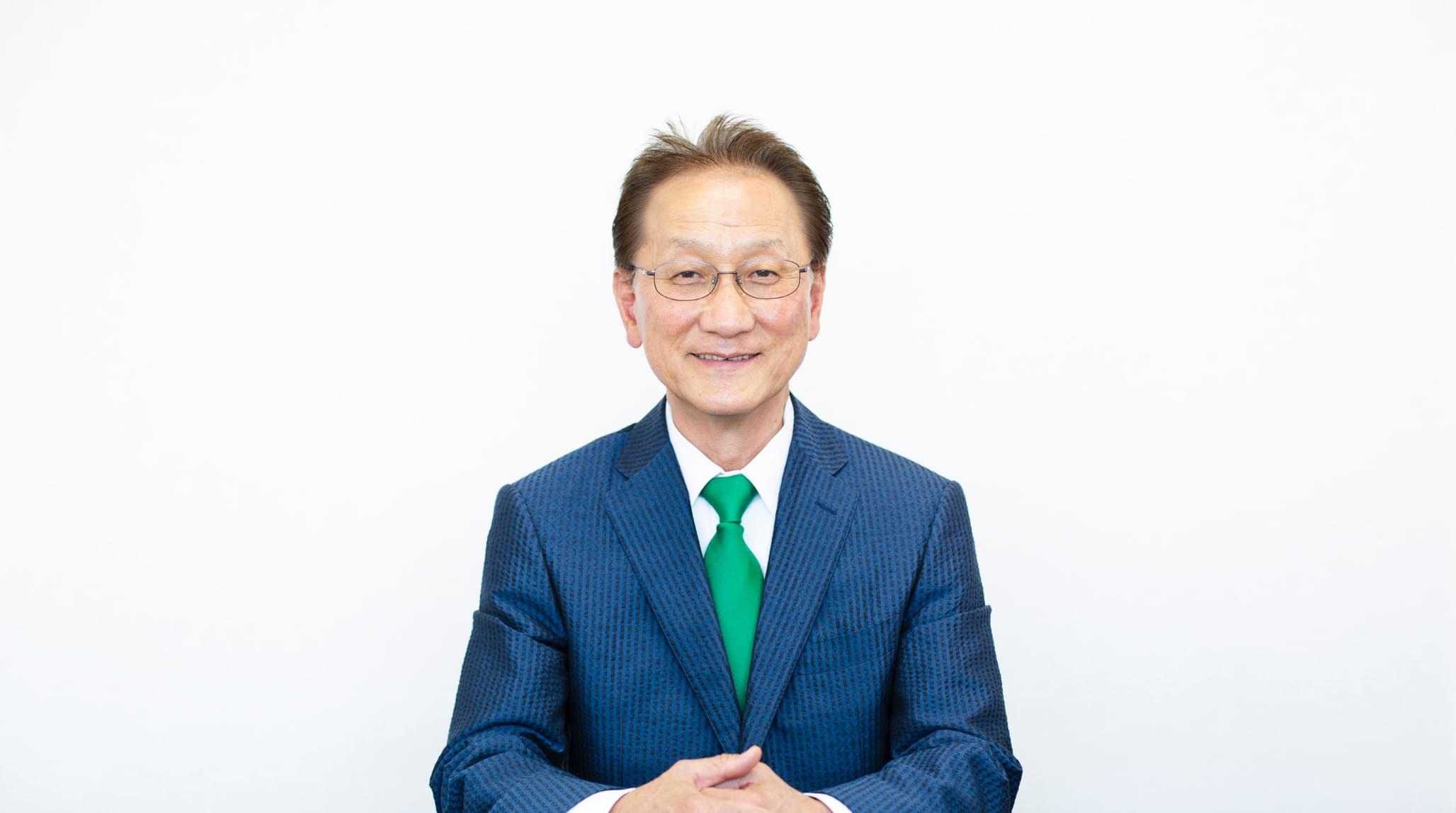 代表取締役 光田 栄吉
